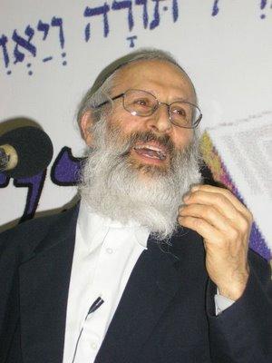 Rabbi Shlomo Aviner
